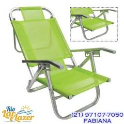 Cadeira de praia Copacabana