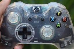 Controle Xbox One Transparente