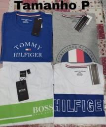 Camiseta masculina 30 reais