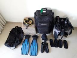 Kit do Mergulhador ( Colete e regulador não incluso)