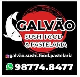 Título do anúncio: GALVÃO SUSHI FOOD E PASTELARIA MESSEJANA