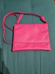Título do anúncio: Bolsa rosa pink