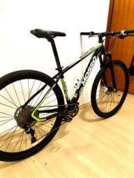 Bike aro 29 11v  (passo cartão)