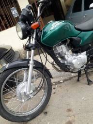 Vendo cg titan 2003 top galera