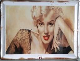 Placa Marilyn Monroe