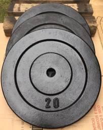Anilha 20kg