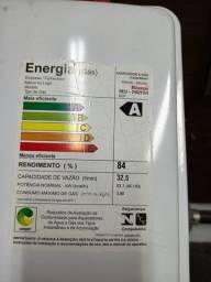 Vendo aquecedor rinnai 32.05 litros semi novo  valor $2.500.00 reais