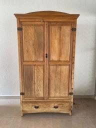 Título do anúncio: Armário de madeira de demolição