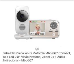 Babá eletrônica Motorola