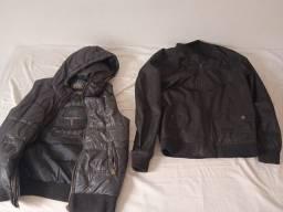 Título do anúncio: Jaqueta e colete estilosos
