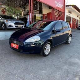 Fiat Punto Atractive 1.4 flex 2012