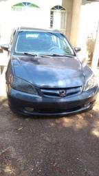 Vendo ou troco Honda Civic ex 05 at