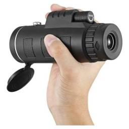Título do anúncio: Telescópio Monocular Portátil - Ampliação 12 x LE-2056 40X60