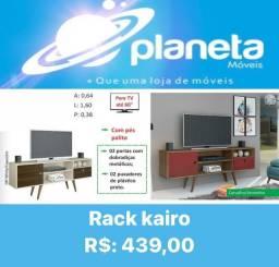 Título do anúncio: Rack Kairo montagem e entrega grátis