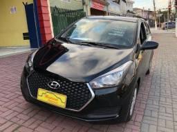 Título do anúncio: Hyundai/ HB20 2019 Unique 1.0 Único dono 3 cilindros Flex manual