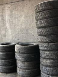 Título do anúncio: pneus remold aro 14 um ano de garantia