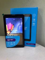 Tablet Multilaser M7 - Plus+3G/16Gb