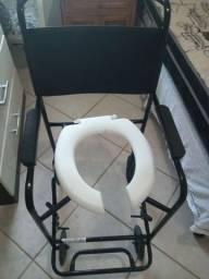 Cadeira de banho seme nova
