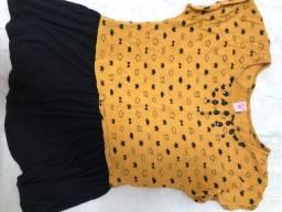 Blusa lilica ripilica TAM 10
