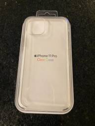 Clear Case iPhone 11 Peo