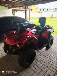 Quadriciclo can am 570cc 2018