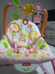 Cadeira de Balanço Infantil Fisher Price