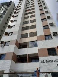 Vendemos um apartamento com 2 quartos no Edifício Solar Villeneuve