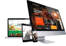 Título do anúncio: crie seu site rapido e pratico - 900,00 ou no cartao em 6x