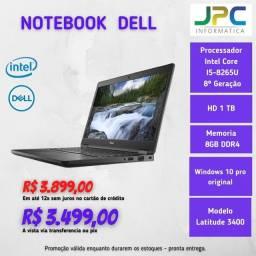 Notebook Dell I5 (Novo)