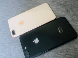 iPhone 8 (aceito troca) cartão 12x