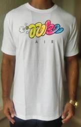 Camiseta Nike Algodão Branco Nike