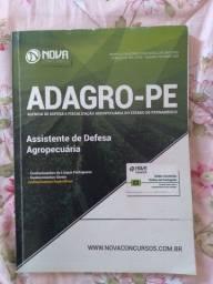 Título do anúncio: Apostila ADAGRO