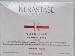 Título do anúncio: Kérastase Masquintense Fins 200g Nutrição Cabelos Finos