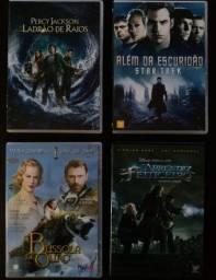 DVD DE FILMES ORIGINAIS.