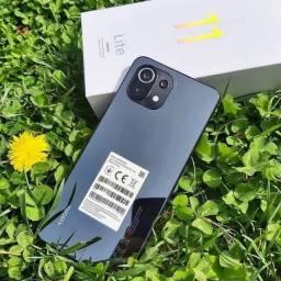 Xiaomi Mi 11 Lite Preto 8GB/128GB (Até 12x sem juros no cartão)