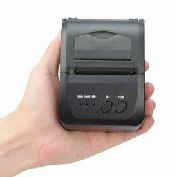 Mini Impressora Portatil Bluetooth Termica 58mm Android Ios: