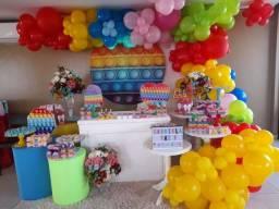 Título do anúncio: Ornamentações de balões