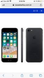 Vendo iPhone 7 128 gigas bateria 100%