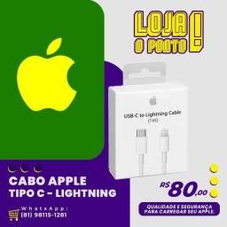 Cabo Apple Lightning-Tipo C
