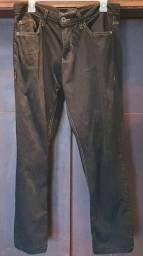 Calça Jeans Preta Blue Steel