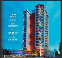 Edifício Solarium ? Lançamento de Apartamentos na Ponta D?areia- 3 suites