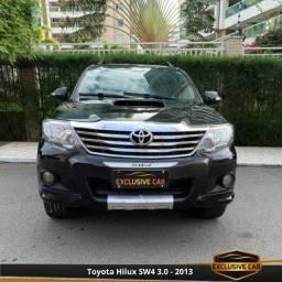 Toyota SW4 SRV 4x4 - 2013 AT