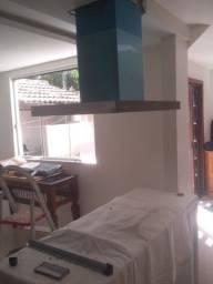 Instalação de Coifa parede/Ilha