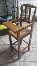Cadeira de bebe usada
