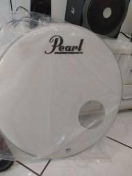 Pele  de Resposta Pearl by Remo 22''