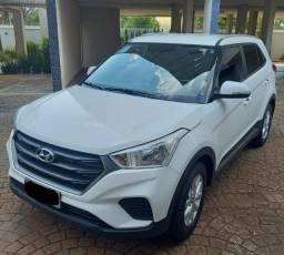 Título do anúncio: Hyundai Creta 1.6 Flex Smart Aut. 2019/2020. Muito Novo!