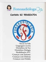 Atendimentos área Fonoaudiologia