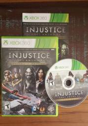 Injustice Ultimate Edition - XBOX 360