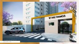 2 Quartos em Ramos - Ótimas condições de financiamento