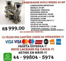 Carburador Weber 40 Idf Pronta Entrega !!